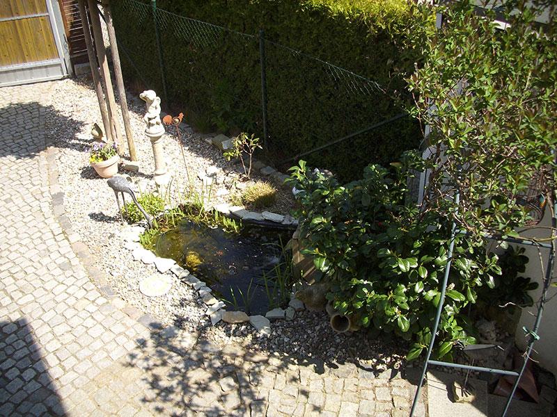 Gartengestaltung -